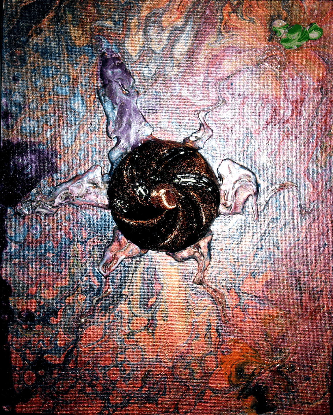 Orgone Cosmic Painting 8