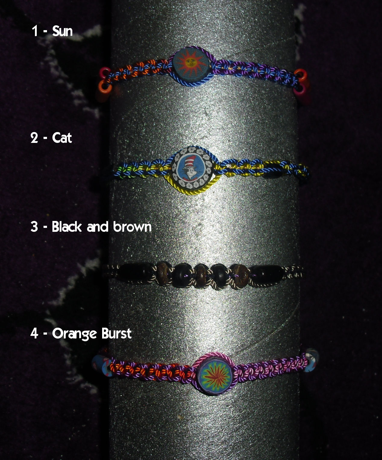 Macrame Meditations Set 3