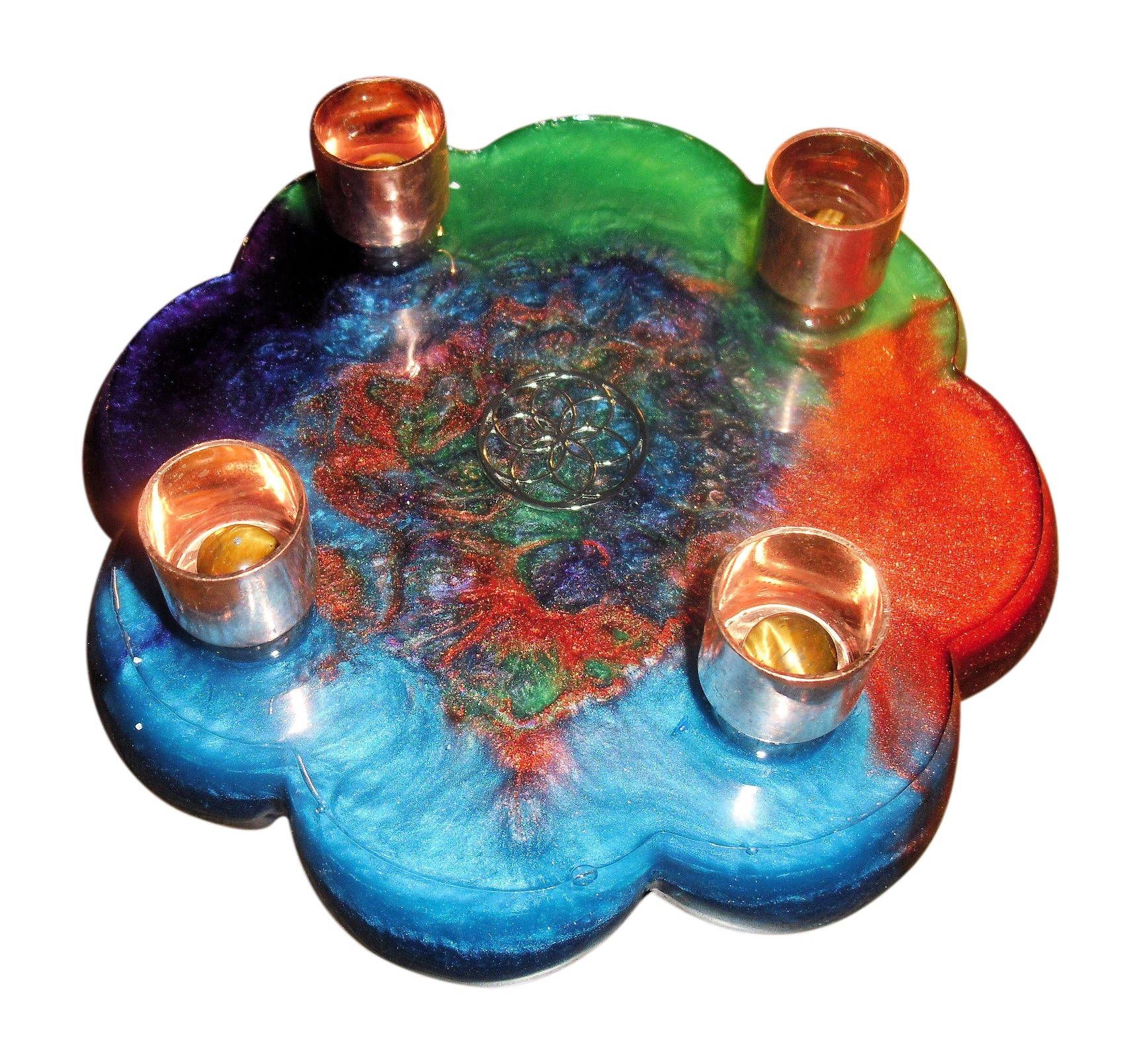 The Cloud Orgone Energy Diffuser - EMF Protection