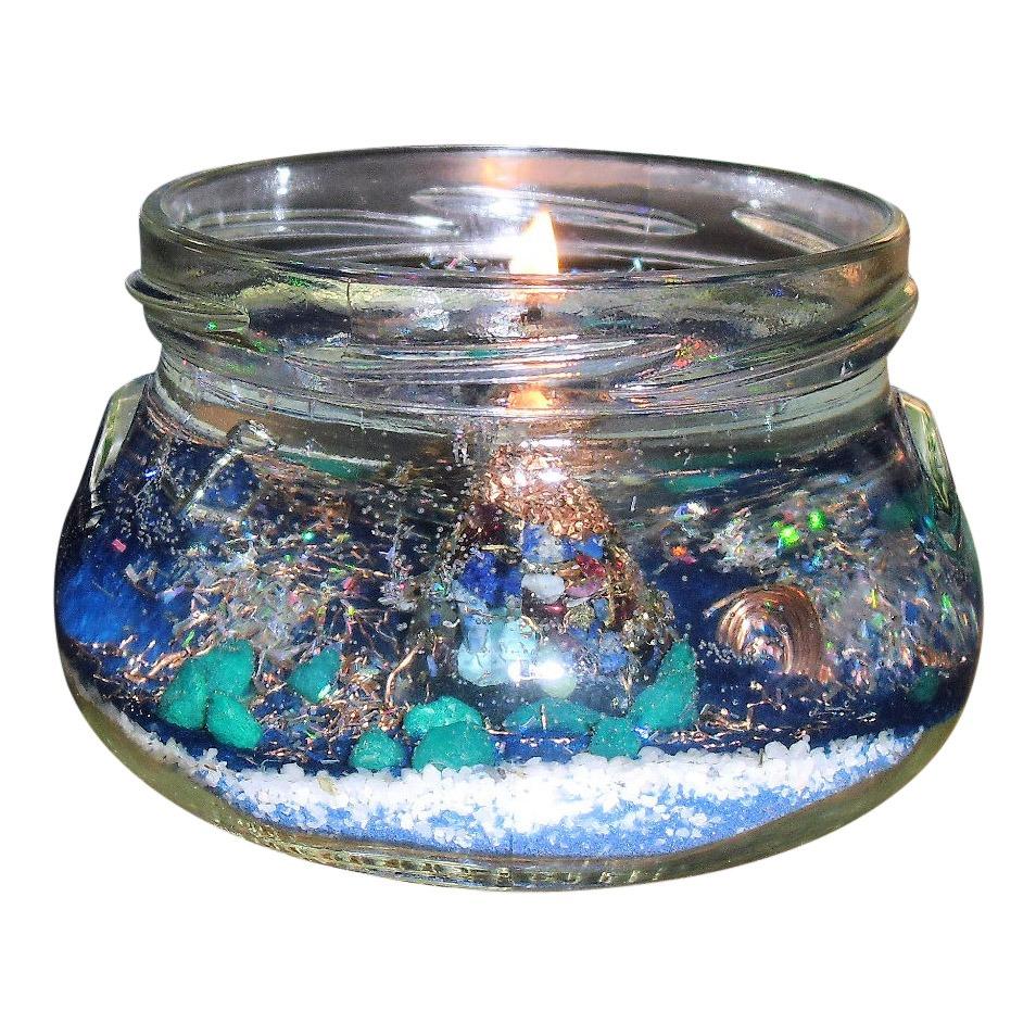 OrgoNight Aromatherapy Gel Candle