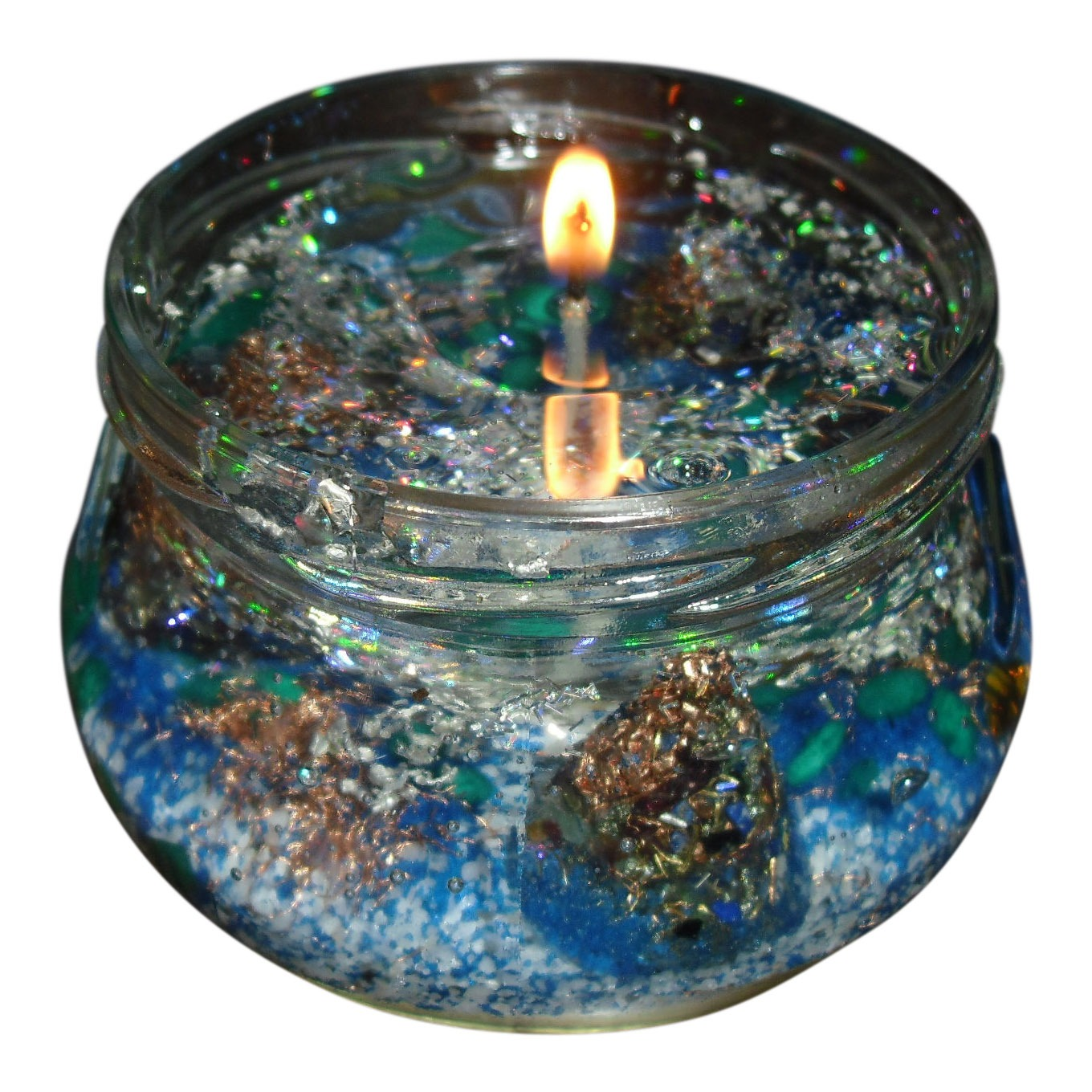 OrgoNight Aromatherapy Gel Candle