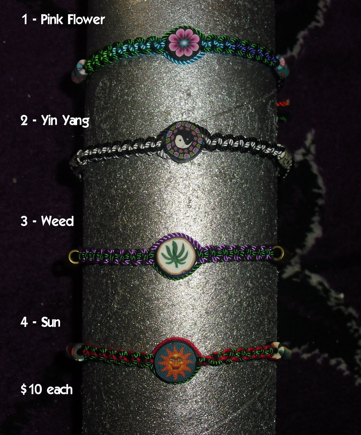 Macrame Meditations Set 2