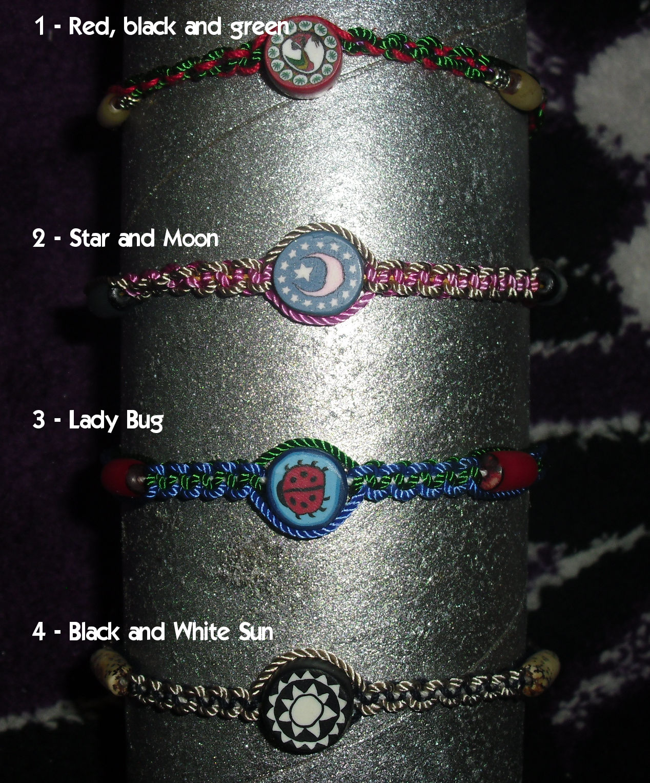 Macrame Meditations Set 5