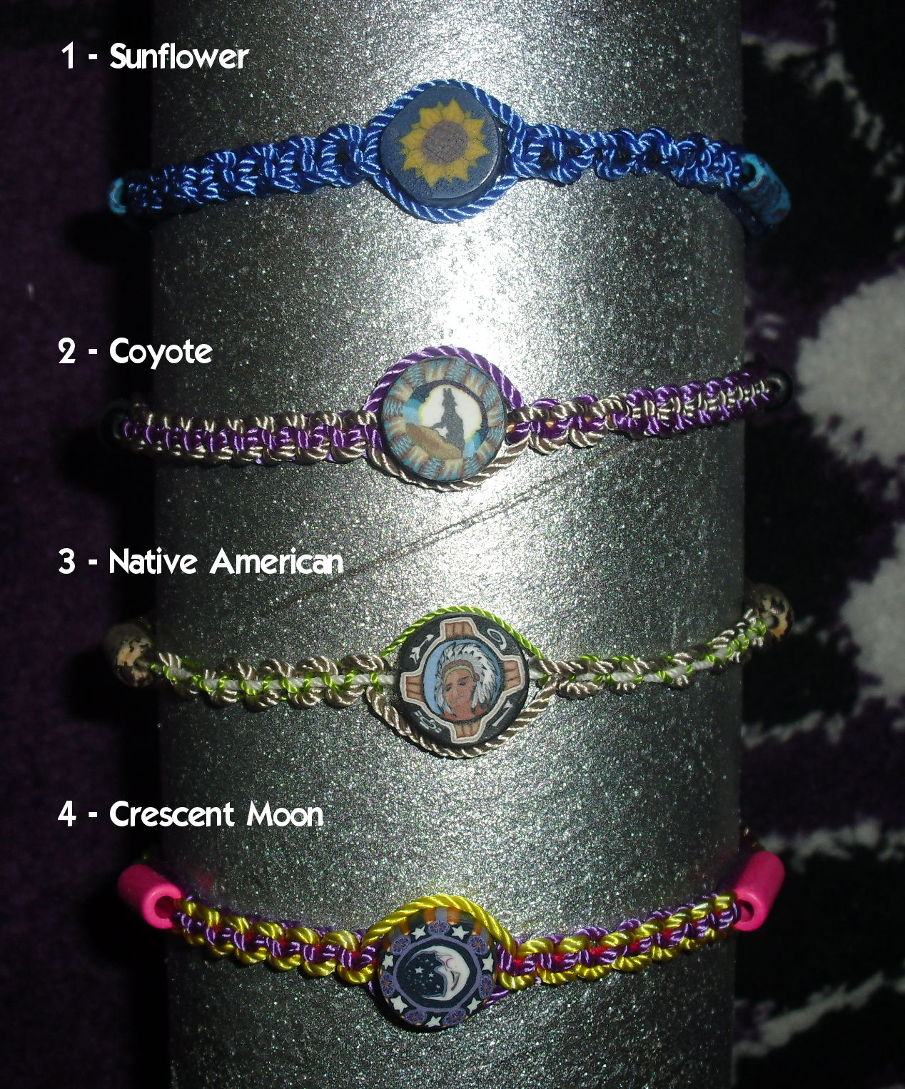 Macrame Meditations Set 6