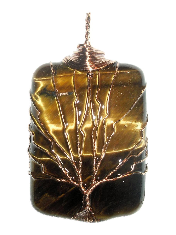Tree of Life Orgone Pendants