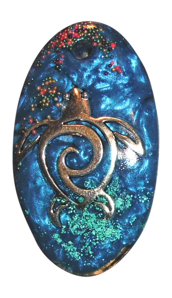 Earth Wind Fire Orgone Pendants