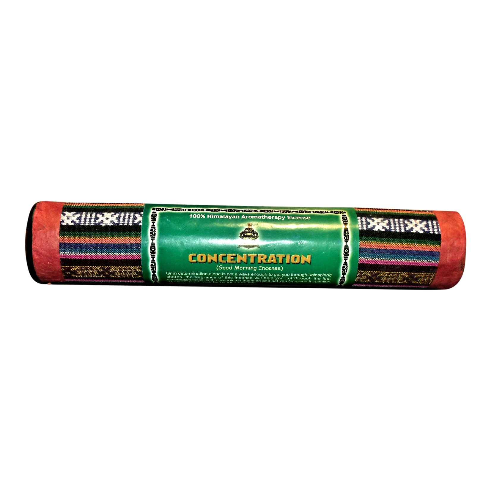 Concentration Tibetan Incense ~ Cut Through Brain Fog